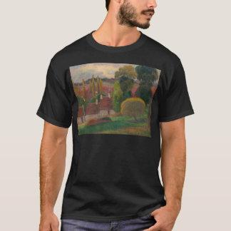 Camiseta Uma fazenda em Brittany - Paul Gauguin