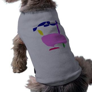 Camiseta Uma fruta cor-de-rosa
