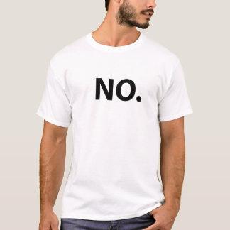 Camiseta Uma gordura grande NENHUMA