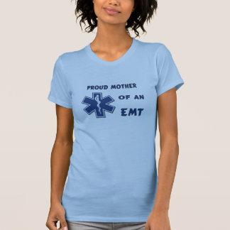 Camiseta Uma mamã orgulhosa de um EMT