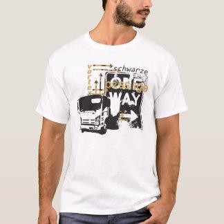 Camiseta Uma maneira…. Dianteiro!