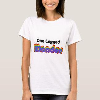 Camiseta Uma maravilha equipada com pernas