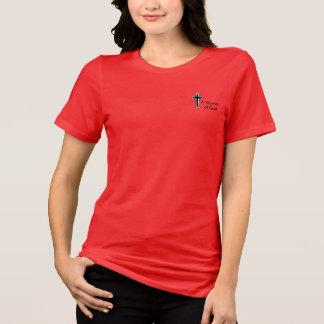 Camiseta Uma mulher do t-shirt do deus