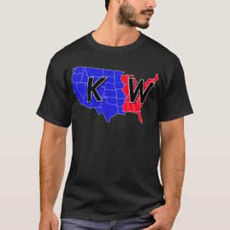 Camiseta Uma nação dividida
