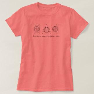 Camiseta Uma projeção (luz)