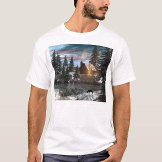 Camiseta Uma retirada calma
