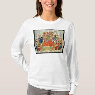 Camiseta Uma sultão e sua corte