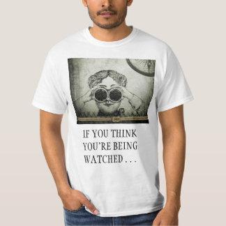Camiseta Uma T-camisa da SAGACIDADE (sábio, inspirado,