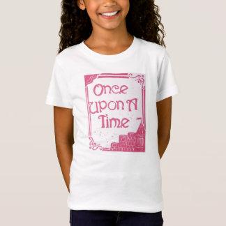 Camiseta Uma vez as meninas multam o t-shirt do jérsei