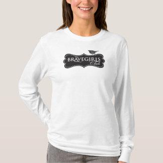 Camiseta Uma vida do T do amor e da bravura