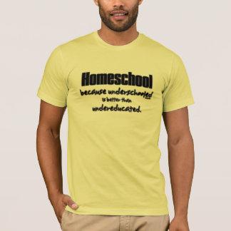 Camiseta Underschooled