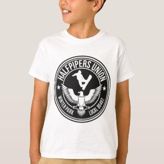Camiseta União dos Halfpipers do parque do inverno
