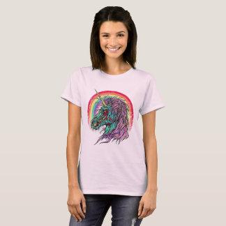 Camiseta Unicórnio do zombi