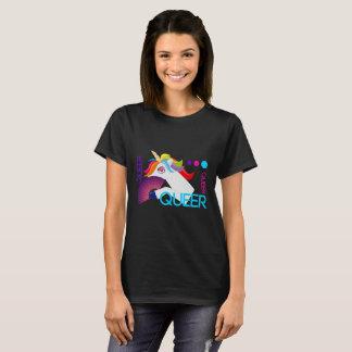 Camiseta Unicórnio estranho