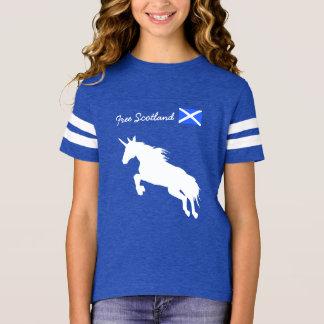 Camiseta Unicórnio livre de Scotland