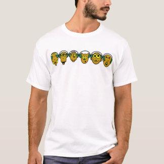 Camiseta Unidade da música