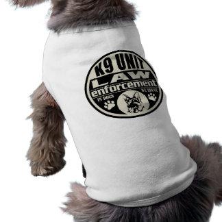 Camiseta Unidade K9 nos cães que nós confiamos