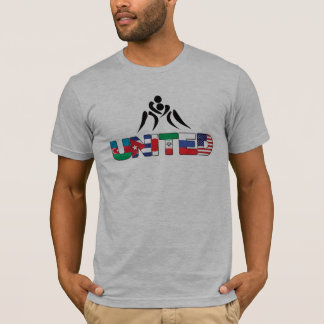 Camiseta Unido para a luta