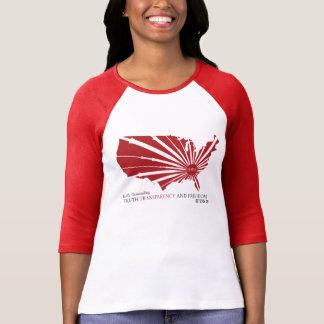 Camiseta Unido para a verdade