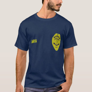 Camiseta Uniforme da pinta do Ramrod da equipe