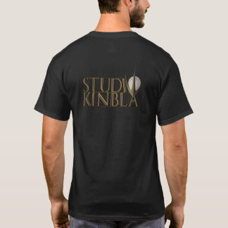 Camiseta Uniforme de Kinbla do estúdio (escuro)