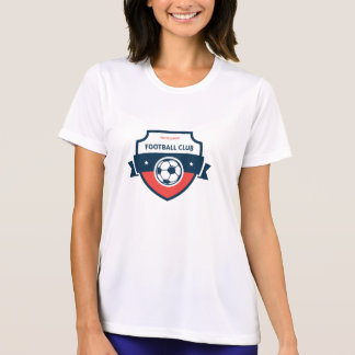 Camiseta Uniforme formal da liga da juventude do clube do