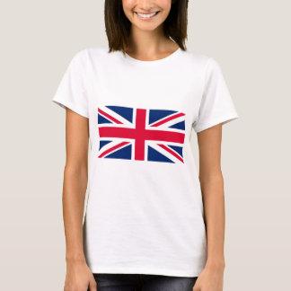 Camiseta Union Jack - bandeira BRITÂNICA