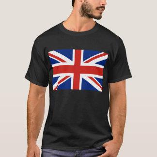 Camiseta Union Jack - bandeira de Grâ Bretanha