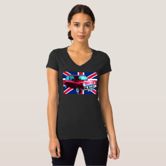 Camiseta Union Jack mini