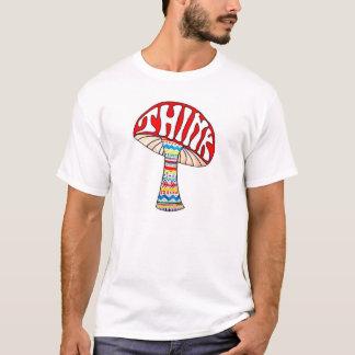 Camiseta Unisex pense o t-shirt por Megaflora