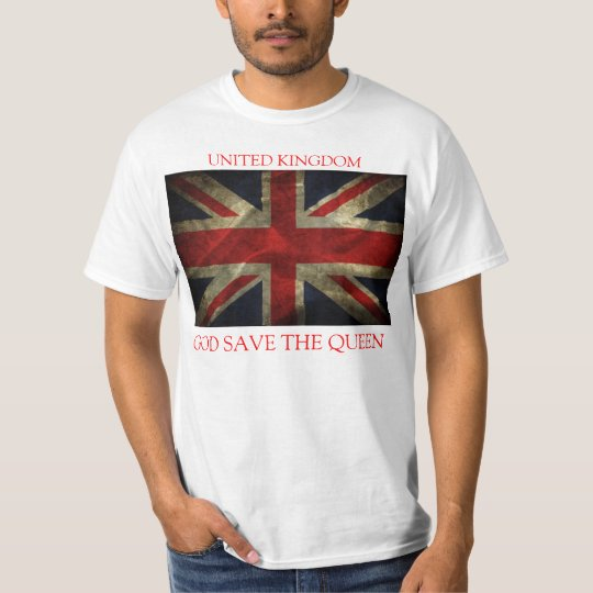 Camiseta United Kingdom