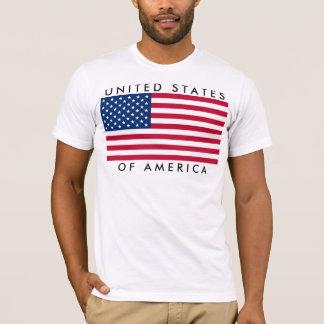Camiseta United States of America EUA bandeira America