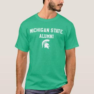 Camiseta Universidade de estado do Michigan
