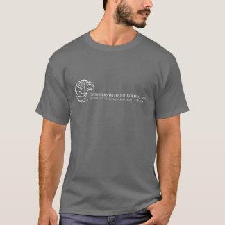 Camiseta Universidade de EWB-USA do capítulo robusto de