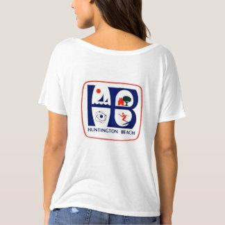 Camiseta Universidade de Huntington Beach
