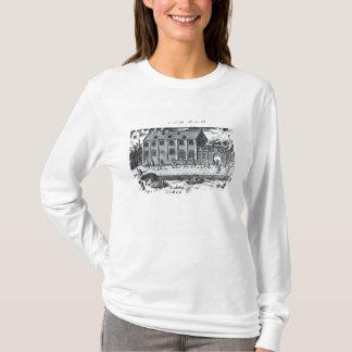 Camiseta Universidade de Leiden, 'uma Atenas holandesa