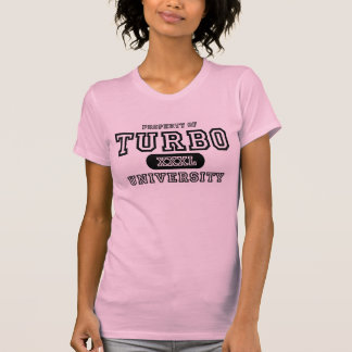 Camiseta Universidade de Turbo