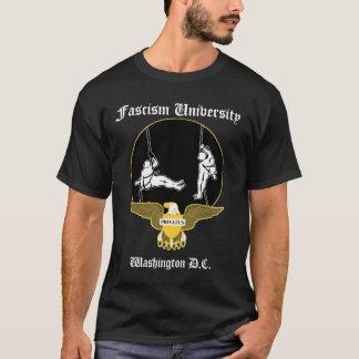 Camiseta Universidade do fascismo