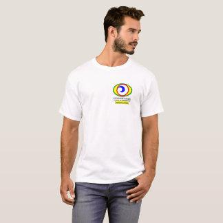 Camiseta Universidade do t-shirt da vida para homens