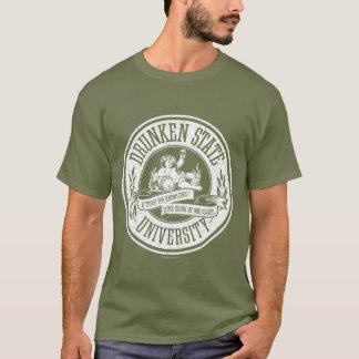Camiseta Universidade estadual bêbedo