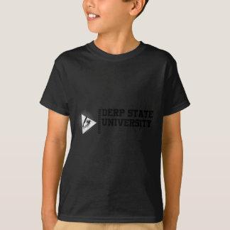 Camiseta Universidade estadual de Derp