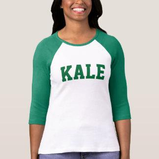 Camiseta Universidade verde Bella da COUVE 3/4 de T do