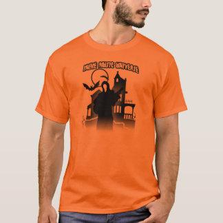 Camiseta Universo Indie o Dia das Bruxas da música
