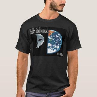 Camiseta Universo T.S. Eliot