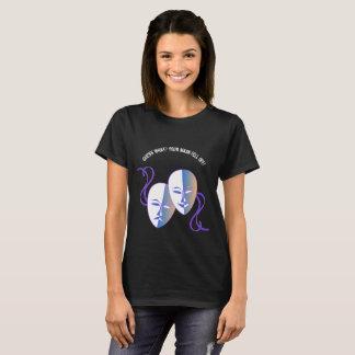 Camiseta Unmask o Narcissist!