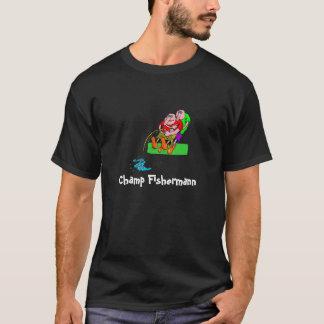 Camiseta Unnamed1, campeão Fishermann