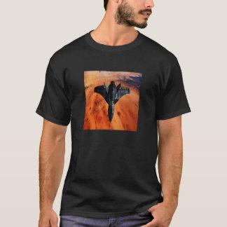 Camiseta UNSEF no quadrado