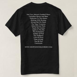 Camiseta *Updated* do t-shirt da CRISTA de NPWO