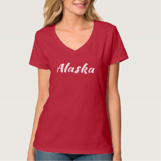 Camiseta Urso (AK) marrom do Kodiak de Alaska - logotipo