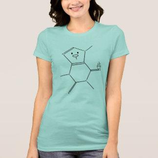 Camiseta Urso amigável da cafeína